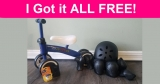 I Got ALL OF THIS FREE! And So Can YOU!