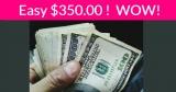 Easy $350.00 Technology Study!