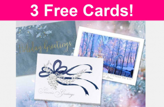 3 Free Greeting Cards ! Super Easy!