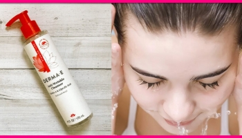 FREE Sample By Mail of DERMA E Cleanser!
