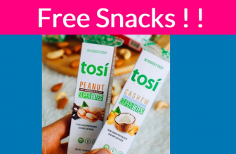 Tosi Health Super Bites Free Sample By Mail !