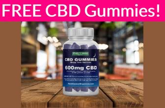 Totally FREE CBD Gummies!