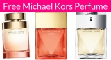 Free Michael Kors Perfume Sample By Mail !