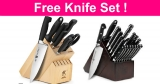 Possible Free Knife Set!