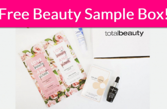 FREE Total Beauty Sample Box!