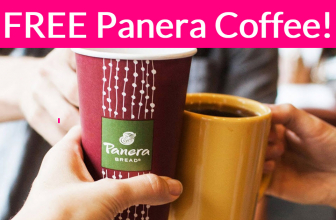 FREE Unlimited Panera Coffee ALL SUMMER LONG!
