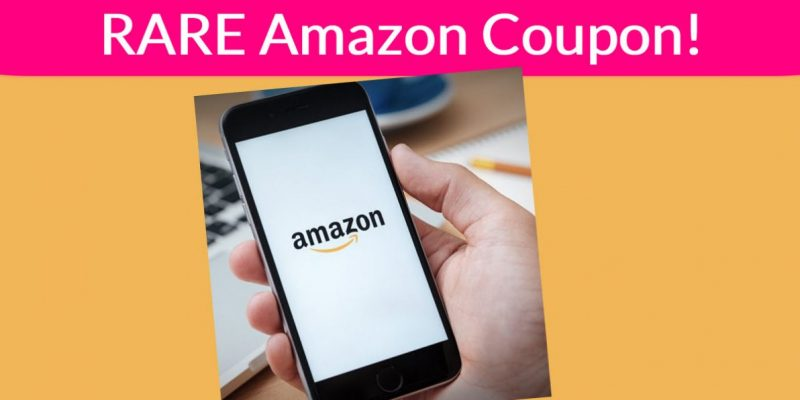 RARE! Free $10 Off $20 Amazon Coupon!