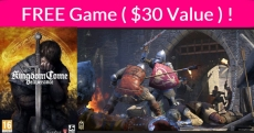 FREE Game = $30.00 Value!