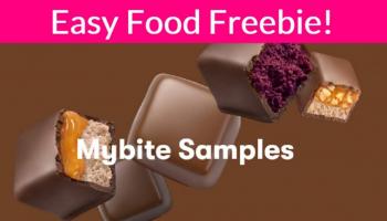 Super Easy MyBites Snack Freebie!