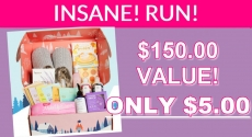 FunFitFab BOX For ONLY $5.00 ( $150.00 Value! ) & Free Shipping!