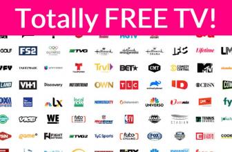 183 TV Channels FREE!