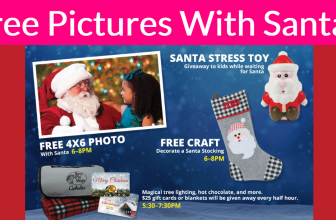 Free Pictures with Santa AND More! Bass Pro Shops!
