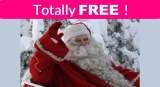 Totally FREE PERSONALIZED Video Message From Santa!