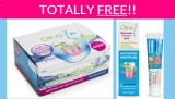 TOTALLY FREE Sampling Kit!