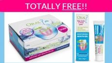 TOTALLY FREE Sampling Kit!