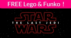 Target = FREE Star Wars Event with FREE TOYS!