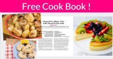 Totally FREE Cookbook! SUPER Easy!