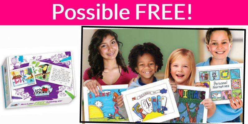 TOTALLY FREE Student Publishing Kit! So Fun!