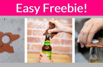 FREE Bottle Opener! EVERYONE WILL GET IT!
