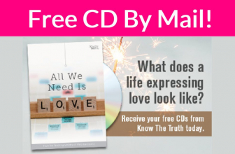 Totally FREE  All We Need Is Love CD !