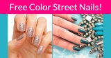 FREE Color Street Nails By Mail!