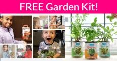 Totally FREE Garden Kit!