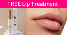 SUPER Easy! Free FULL Size Míage Lip Treatment!