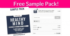 Free Supplement Sample Pack By Mail ! ( $4.95 Value! )