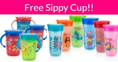 Possible FREE Nuby Sippy Cup !