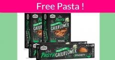 Free Veggiecraft Farms Pasta!