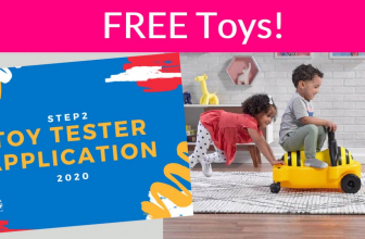 Become a Step 2 Toy Tester!