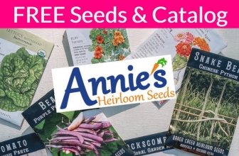 Totally FREE Annies Seed Catalog AND FREE Seeds!