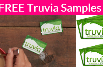 Free Truvia Natural Sweetener Sample!