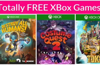 Totally FREE XBox Games!