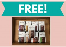 FREE = FULL SIZE = Bag of Whole Bean Coffee