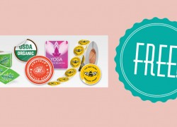 Get FREE Labels or Magnets !