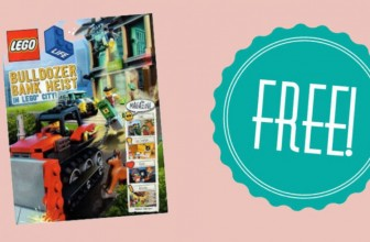 Get a FREE Subscription to LEGO Life Magazine!