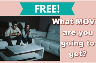 Get a FREE FandangoNOW Movie Rental!