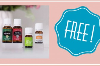 FREE SAMPLE – YOUNG LIVING ESSENTIAL OILS