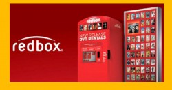 FREE Movie or Game Rental From Redbox!