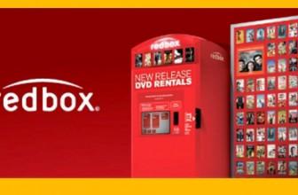 FREE Movie or Game Rental From Redbox!