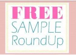 Free Samples Roundup = FRIDAY 7/13 !