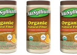 FREE Sample By Mail of NuSyllium Fiber Supplement