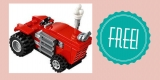 FREE Lego Tractor At Lego Stores!