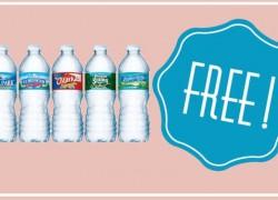 FREE 8-Pack of Arrowhead, Zephyrhills, Ozarka, Deer Park, and Poland Spring Sparkling Water
