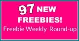 Weekly Freebie Round-Up!