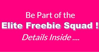 Become of a Member of the = Elite FREEBIE Squad !