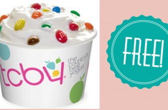 Moms Get FREE Froyo at TCBY!