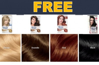 GOT MINE! 100% Free Box of Nice and Easy Hair Color!