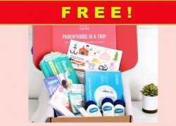 FREE Hello Baby Box